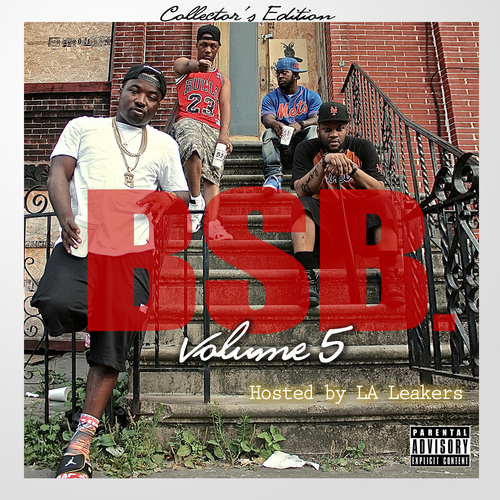 Troy Ave - B$B Vol. 5 cover