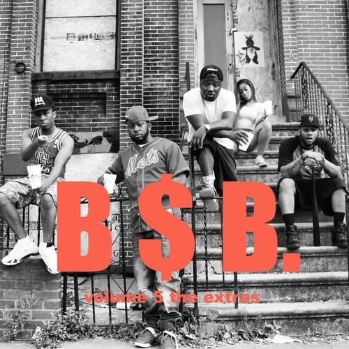 Troy Ave - B$B Volume 5 cover
