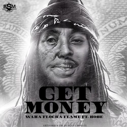 Waka Flocka- Get Money cover