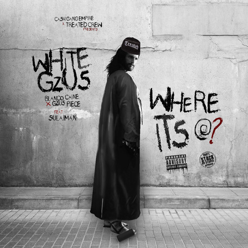 White Gzus - Where its at cover