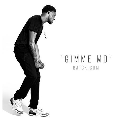 BJ The Chicago Kid - Gimme Mo cover