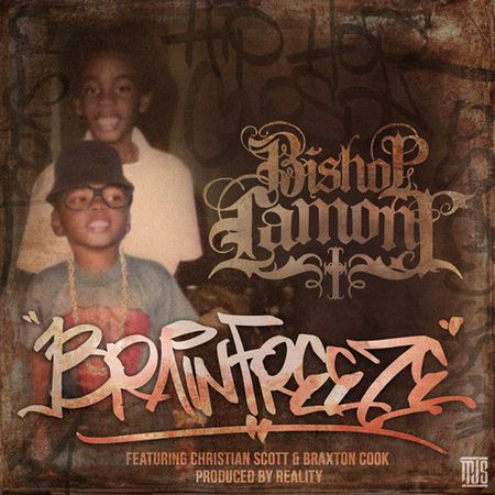 Bishop Lamont - Brain Freeze cover