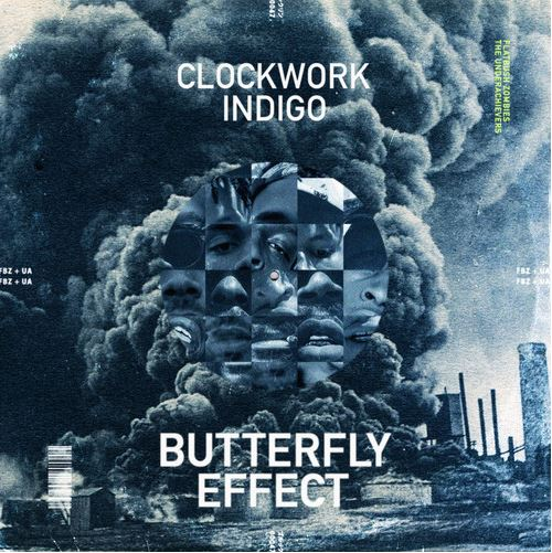 Clockwork Indigo - Butterfly Effect cover