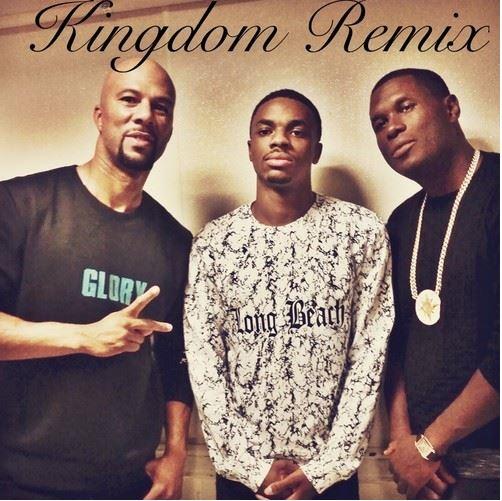Common - Kingdom remix cover