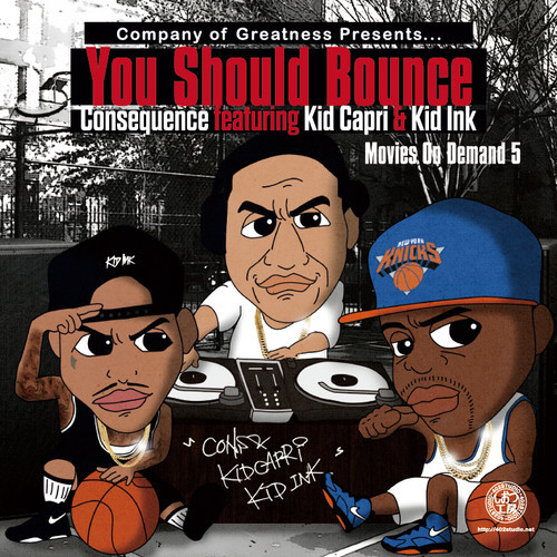 Consequence - You Should Bounce cover