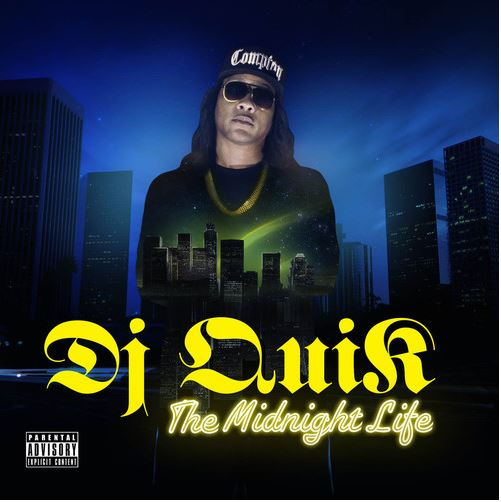 DJ Quik - The Midnight Life cover