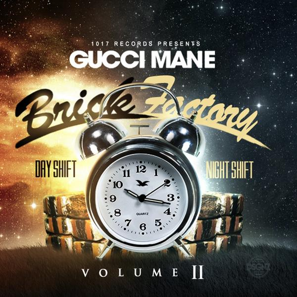 Gucci Mane - Brick Factory 2 cover