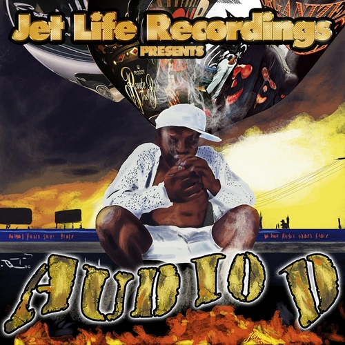 Jet Life - Audio D cover