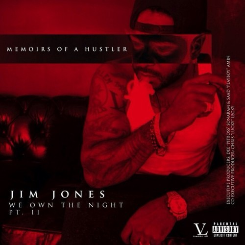 Jim Jones - Last Night cover