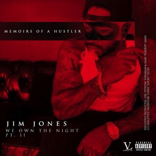 Jim Jones - White Powder cover