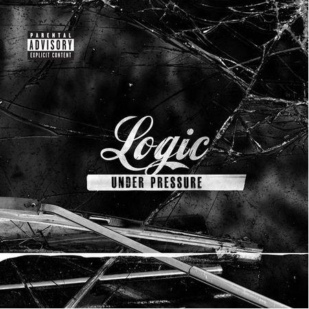 Logic - Under Pressure cover