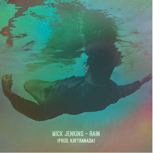 Mick Jenkins - Rain cover