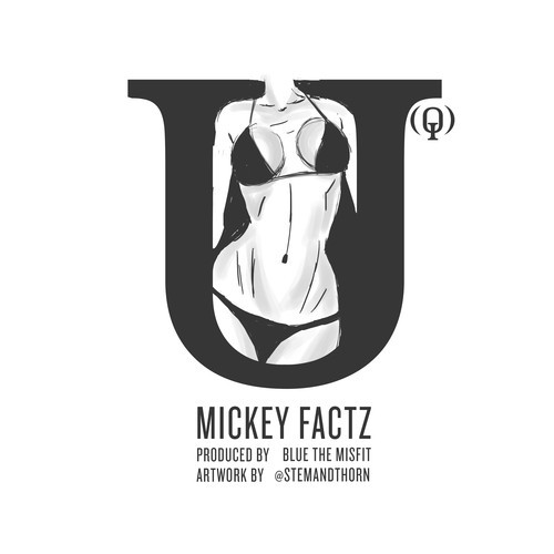 Mickey Factz - U (Q) cover