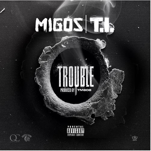 Migos - Trouble cover