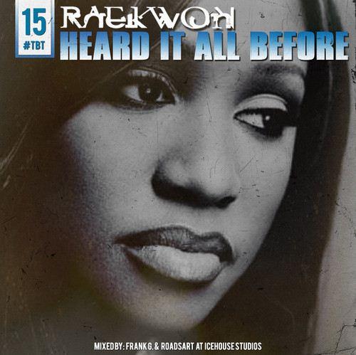 Raekwon - Heard It All Before cover
