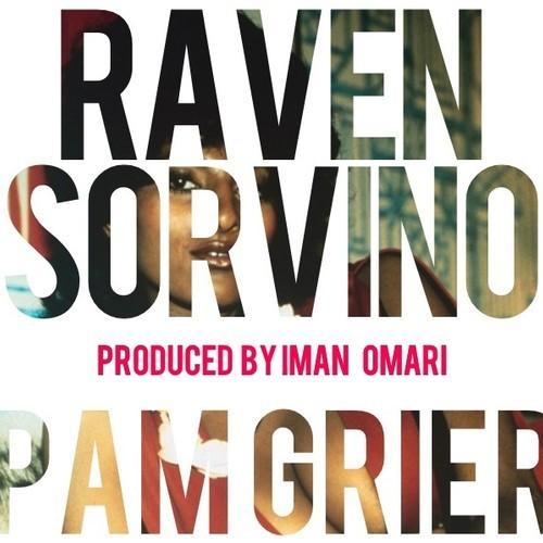 Raven Sorvino - Pam Grier cover