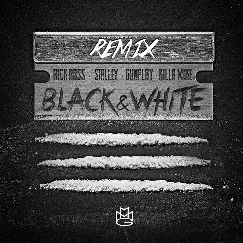 Rick Ross - Black & White remix cover