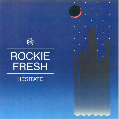Rockie Fresh - Hesitate cover