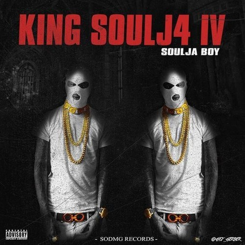 Soulja Boy - King Soulja 4 cover