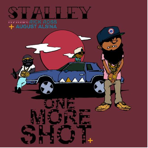 Stalley - One More Shot cover