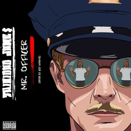 Trinidad James - Mr Officer cover