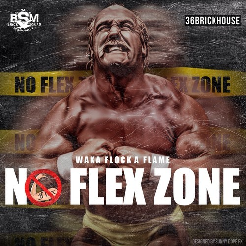 Waka Flocka - No Flex Zone cover