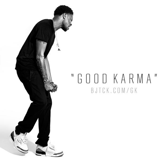 BJ - Good Karma cover