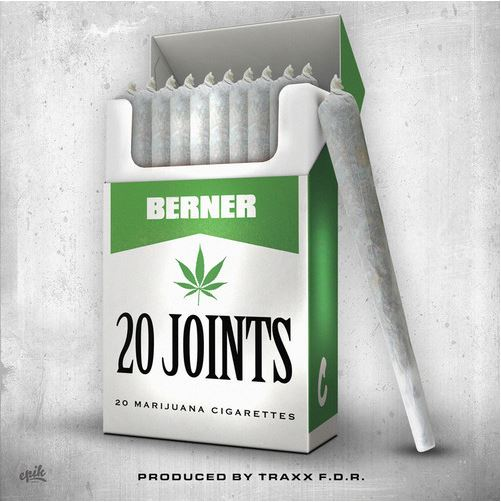Berner - 20 Joints cover