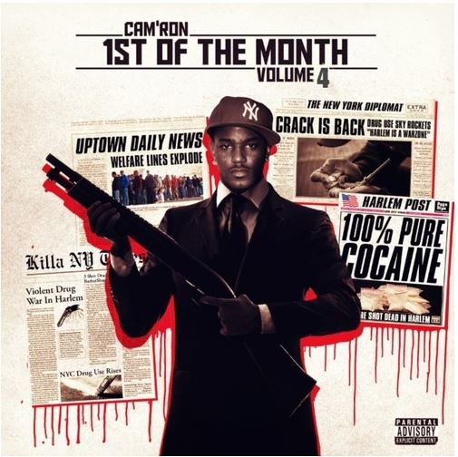 Camron - 1st of the Month Vol. 4