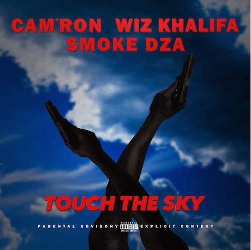 Cam'ron - Touch The Sky cover