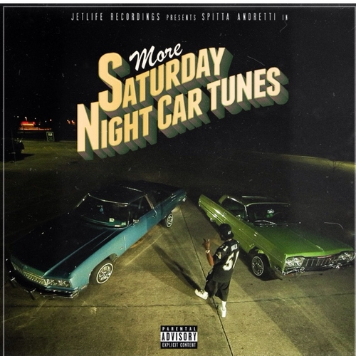 Curren$y - More Saturday Night Car Tunes