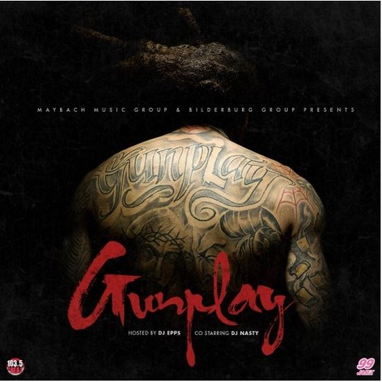 Gunplay mixtape cover