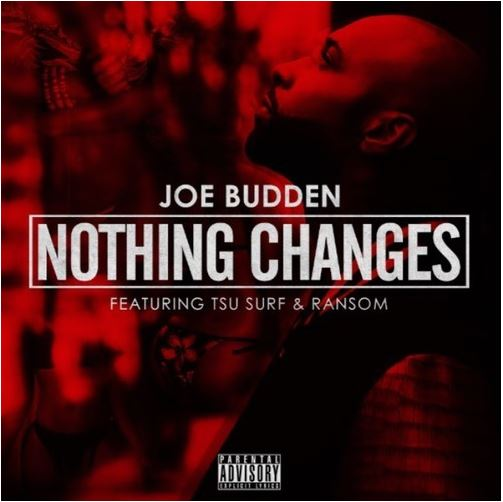 Joe Budden - Nothing Changed cover