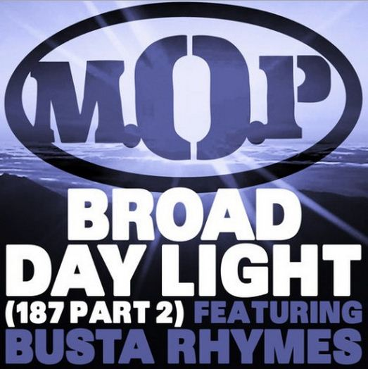 MOP - Broad Day Light cover