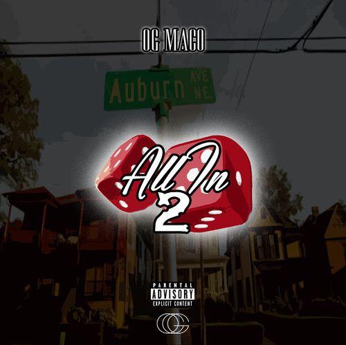 OG Maco - All In 2 cover