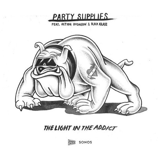 Party Supplies - The Light In The Addict