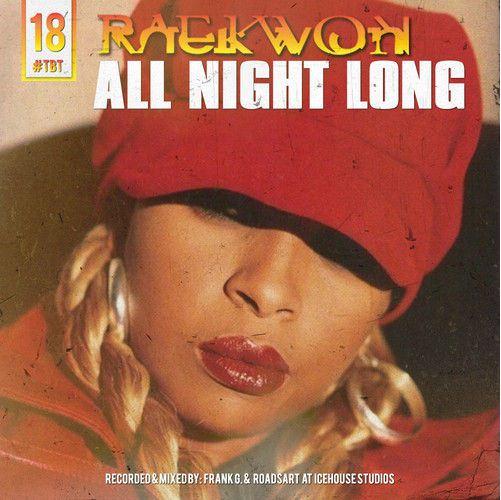 Raekwon - All Night Long cover