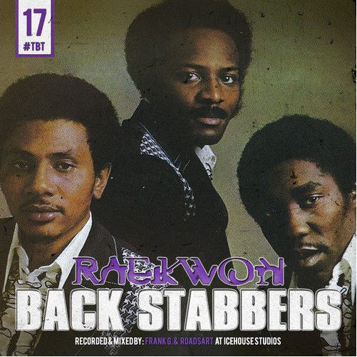 Raekwon - Back Stabbers cover