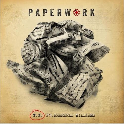 T.I. - Paperwork cover