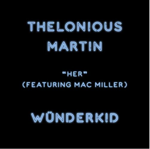 Thelonius Martin - Her cover