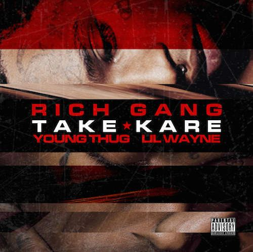 Young Thug - Take Kare cover