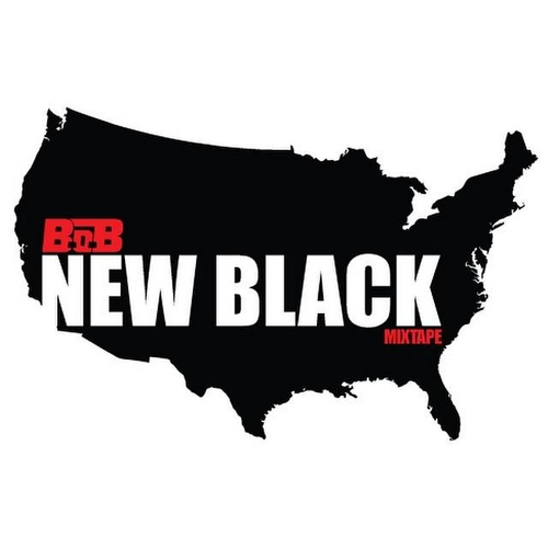 B.o.B. - New Black cover