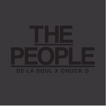 De La Soul - The People w Chuck D
