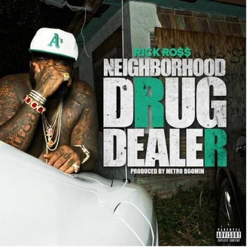 Rick Ross - Neighborhood Drug Dealer