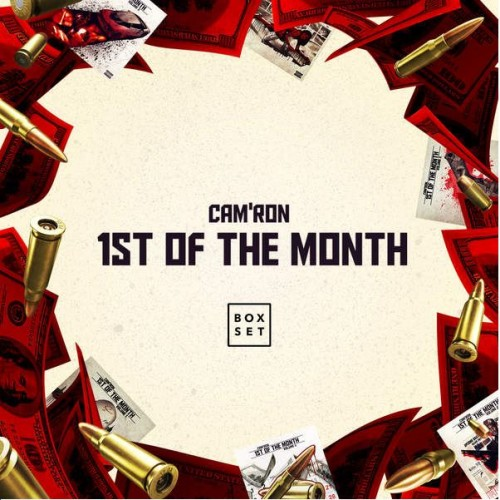 Cam'ron - 1st of the Month cover