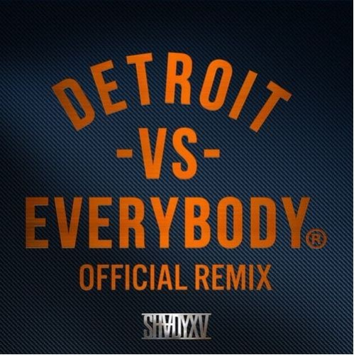 Eminem - Detroit Vs Everybody remix