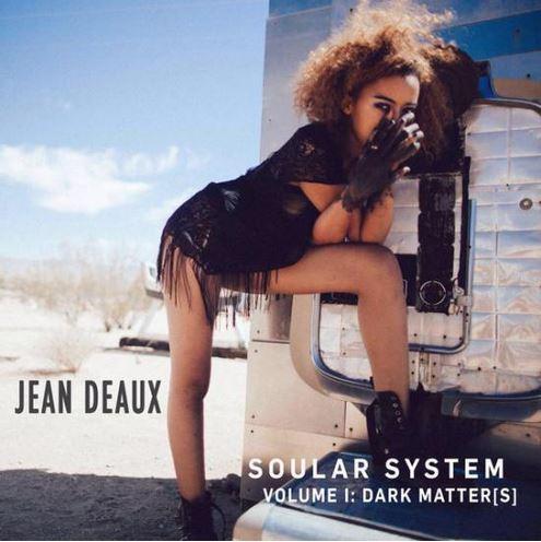 Jean Deaux - Soular System cover