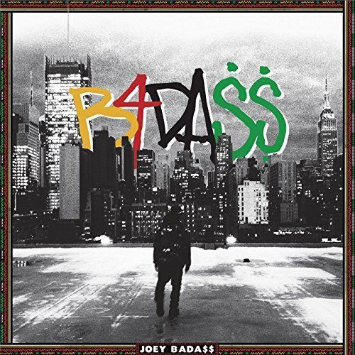 Joey Bada$$ - B4.DA.$$ album cover