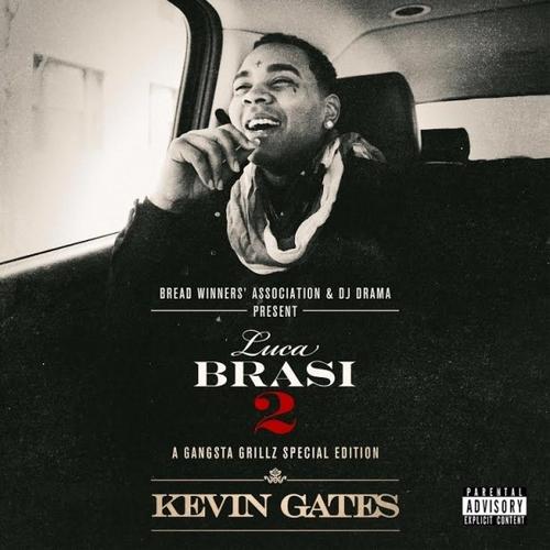 Kevin Gates - Luca Brasi 2 cover