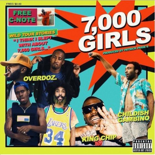 Overdoz. - 7000 Girls